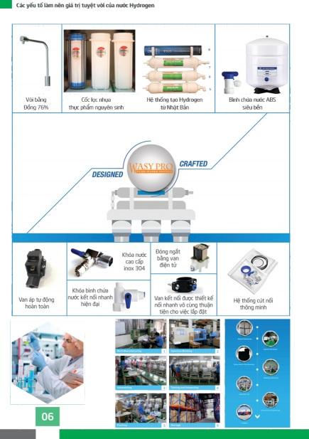 sơ đồ máy lọc nước ro